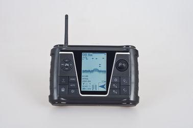 Pièces de bateau d'amorce pour le combiné à télécommande avec l'affichage à cristaux liquides de haute résolution, plein duplex de Digital