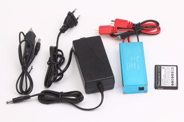 Chargeur multifonctionnel d'intérieur de C.C 5.5*2.1 ou de voiture pour la batterie au lithium du bateau d'amorce