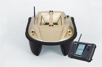 Bateau à télécommande d'amorce de bateau de pêche du trouveur RYH-001B RC d'Eagle avec GPS Champagne