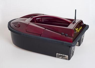 Bateau à télécommande d'amorce de trouveur de poissons de propulseur jumeau rouge avec le système d'alarme audible RYH-001C